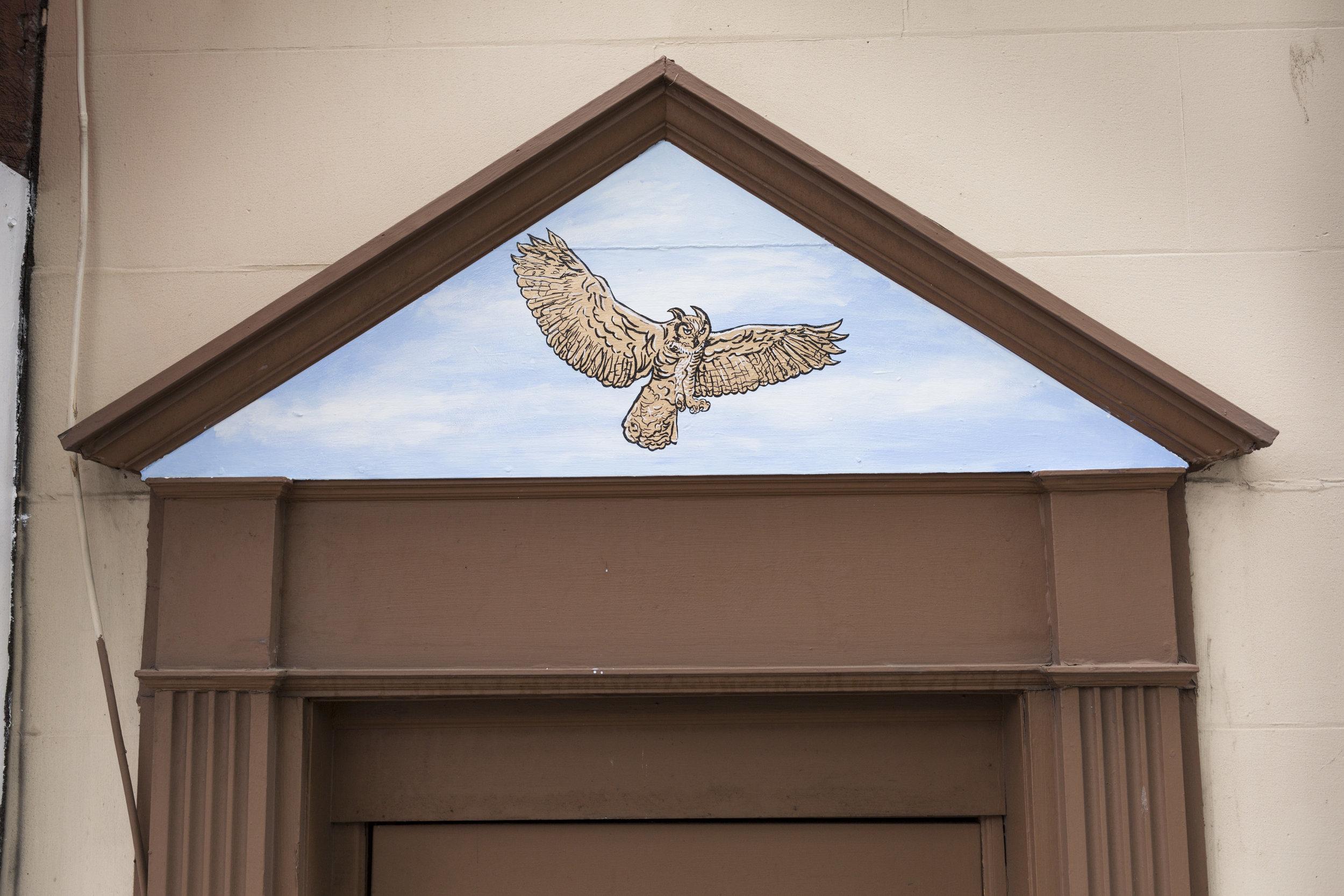 Legal Aviary (DETAIL)