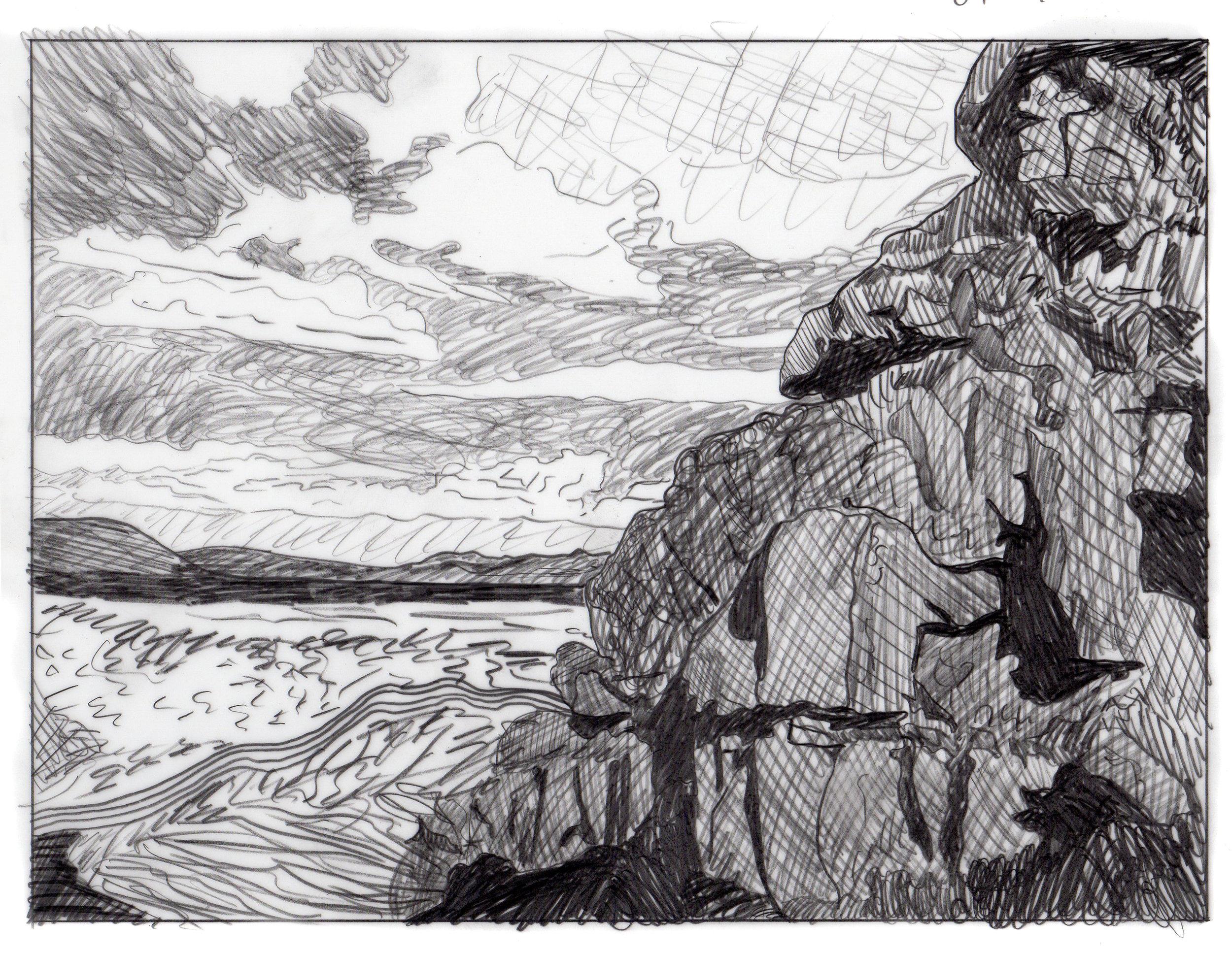 Bricks and Stones May Break (Iceland/Thingvellir)