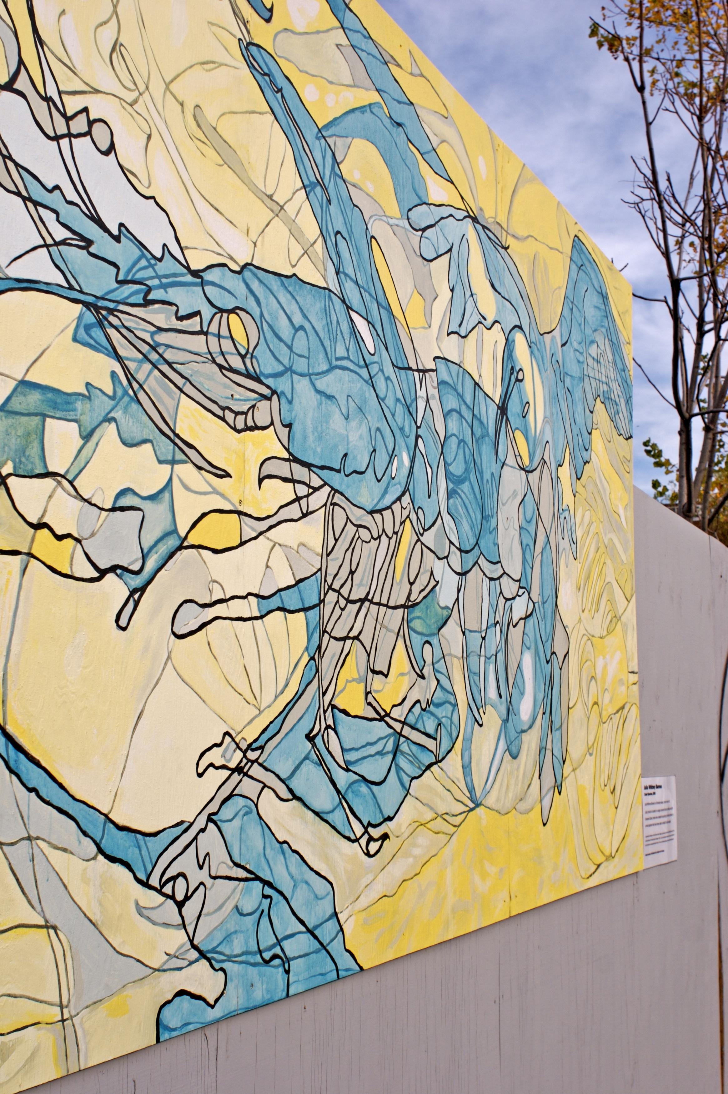 Gowanus Canal Species Mural