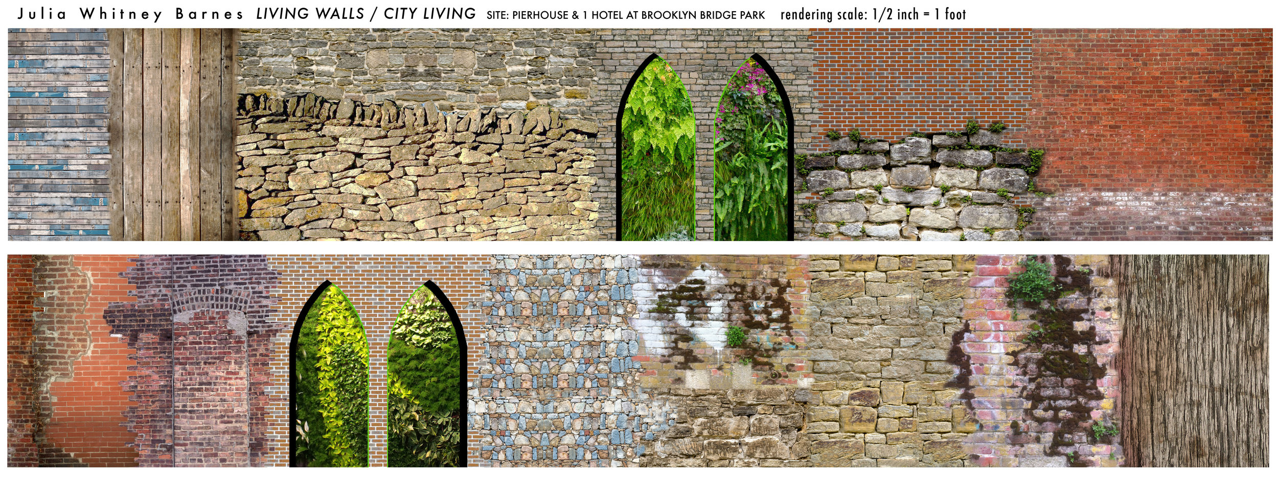 Living Walls, City Living  Mural (Proposed)