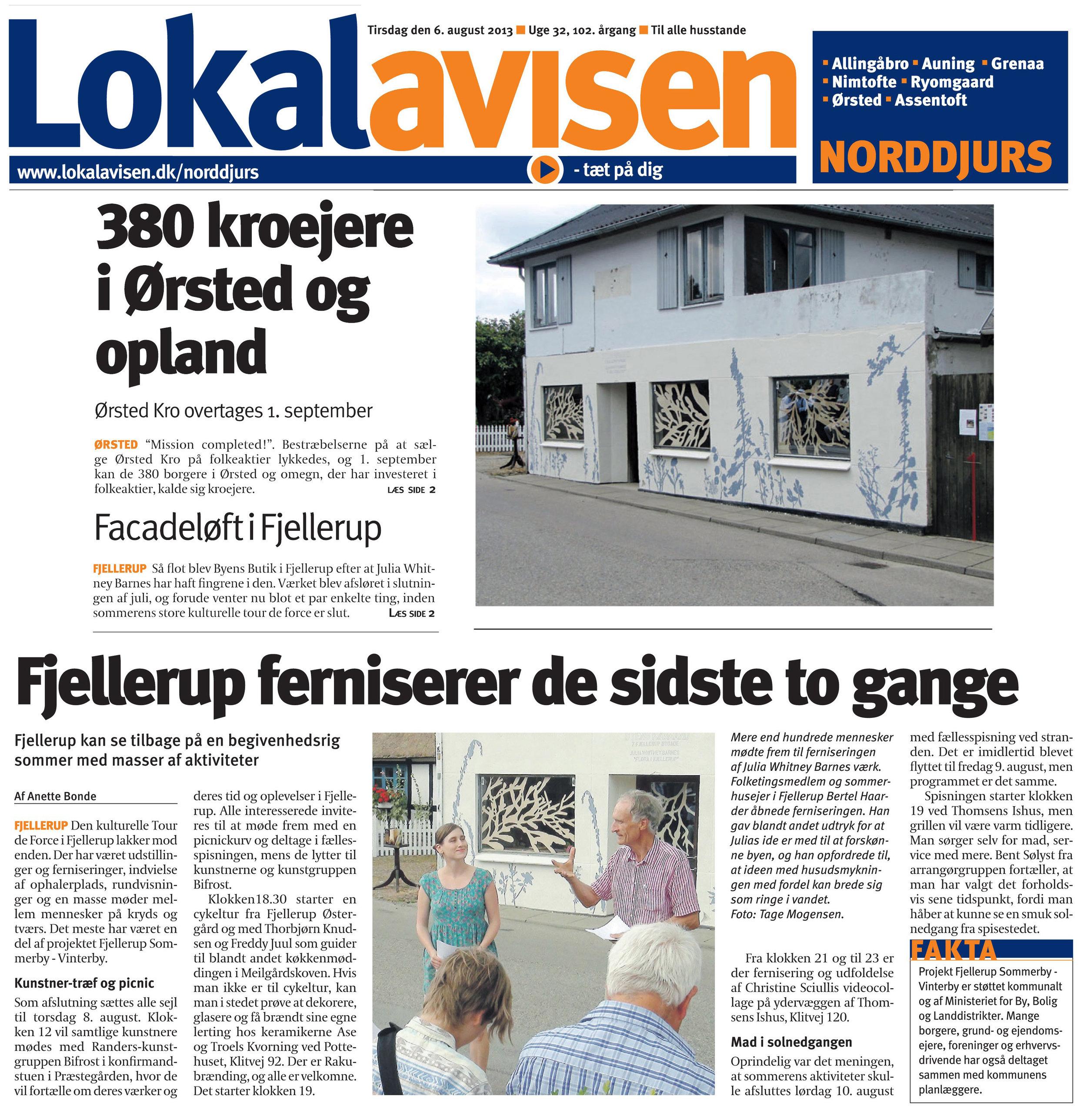 Lokalavisen/Denmark