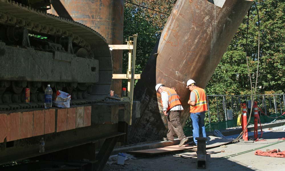 NORTH TWIN BRIDGE REHABILITATION , Des Moines, Washington  Owner/Client : City of Des Moines  Services : Construction Management