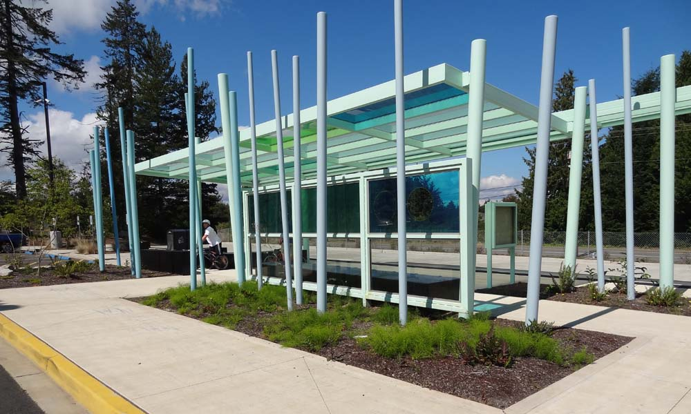 HARPER CHURCH PARK AND RIDE BREMERTON , Washington  Owner/Client : City of Port Angeles and Clallam Transit  Services : Construction Management