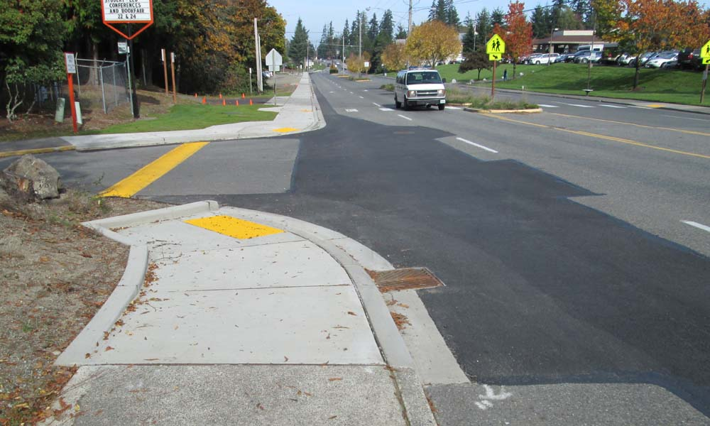 POTTERY AVENUE IMPROVEMENTS , Port Orchard, Washington  Owner/Client : City of Port Orchard  Services : Civil Engineering