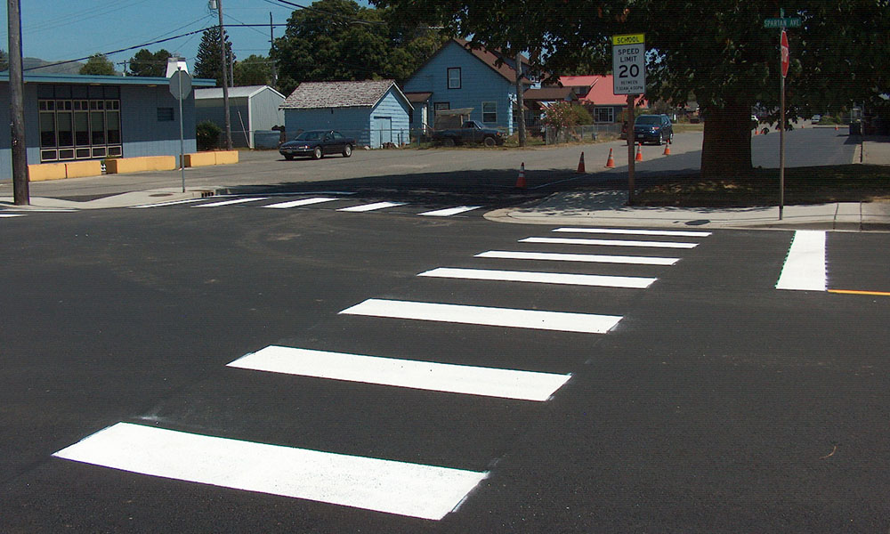 SIDEWALK IMPROVEMENTS , Forks, Washington  Owner/Client : City of Forks  Services : Civil Engineering