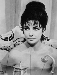 Elizabeth Taylor as Cleopatra - 1963