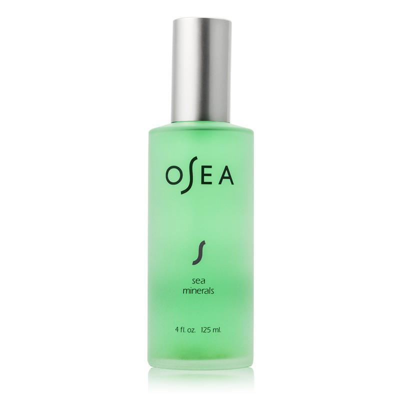 Osea Sea minerals mist// $38 - Good For: Normal, combo, acne proneHydrating, revitalizing Mineral Mist