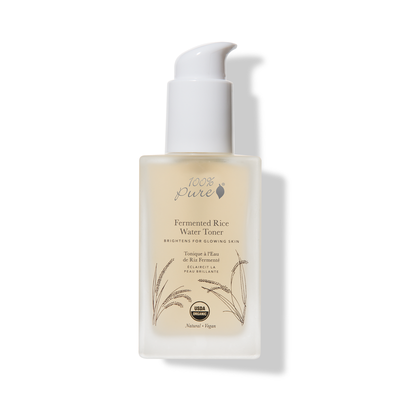 100% PURE Fermented Rice Water Toner // $42 - Good For: All skin typesbrightening, lighten pigmentation