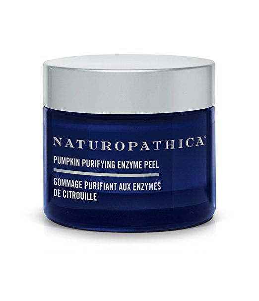 NATUROPATHICA Purifying Pumpkin Enzyme Peel // $56 - Good For: Oily, combination, acne prone, congestedExfoliating enzyme for clarifying & dissolving congestion