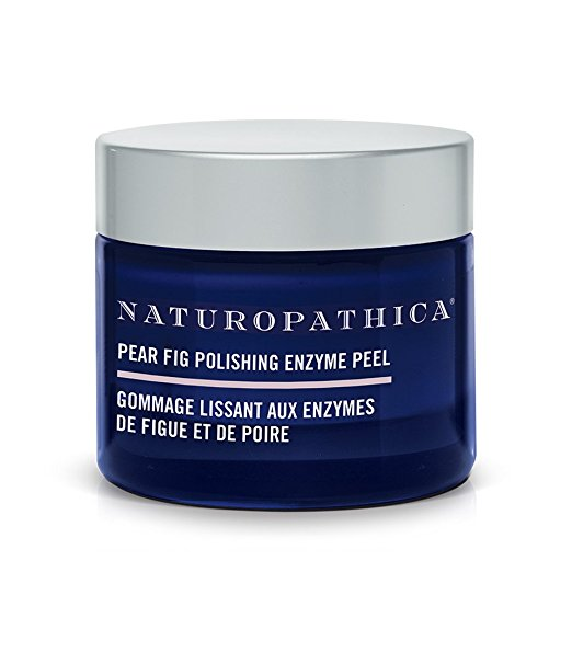 NATUROPATHCIA Pear Fig Polishing Enzyme Peel // $56 - Good For: Dry, mature, sensitive, combinationExfoliating polishing enzyme with lactic acid