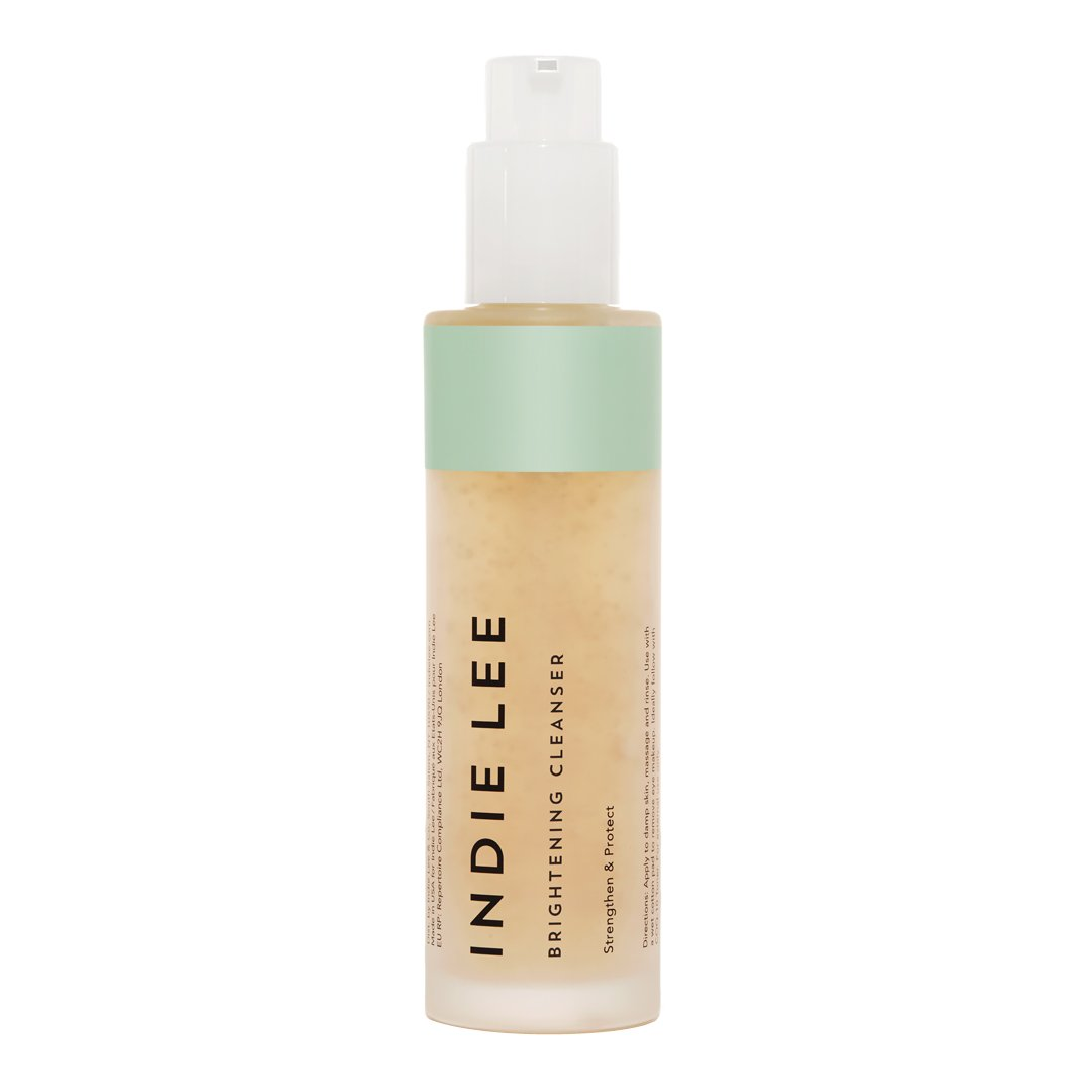 indie lee brightening cleanser// $32 - Good For: All skin typesAntioxidant rich, firming, brightening