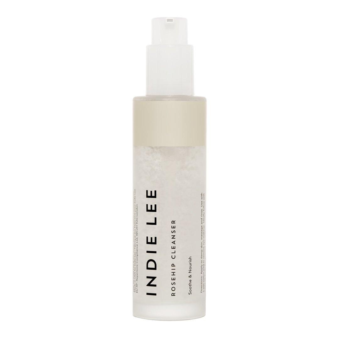 Indie lee rosehip cleanser// $32 - Good For: Sensitive, dryCalming, nourishing