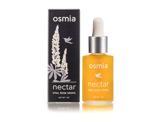 OSMIA ORGANICS Nectar Vital Rose Drops // $98 - Good For: Dry, sensitive, reactiveA nourishing & hydrating blend of rosehip, prickly pear, pumpkin…