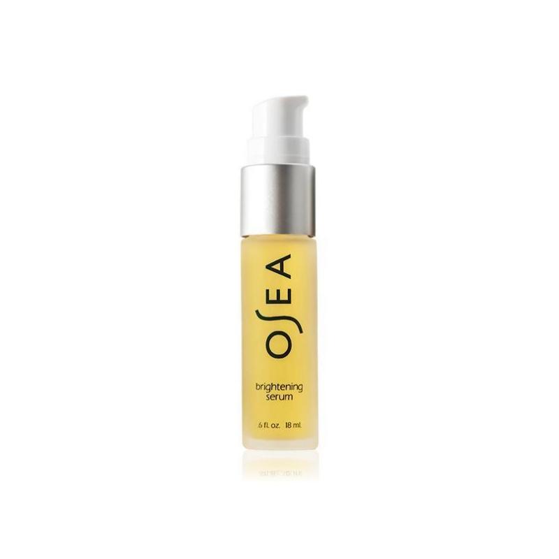 OSEA Brightening Serum// $60 - Good For: All skin typesVitamin C, bearberry, ferulic acid
