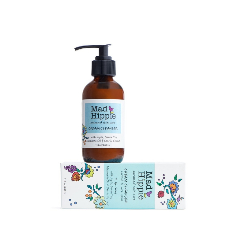 mad hippie Cream Cleanser// $16 - Good For: All skin typesA perfectly pH balanced creamy cleanser