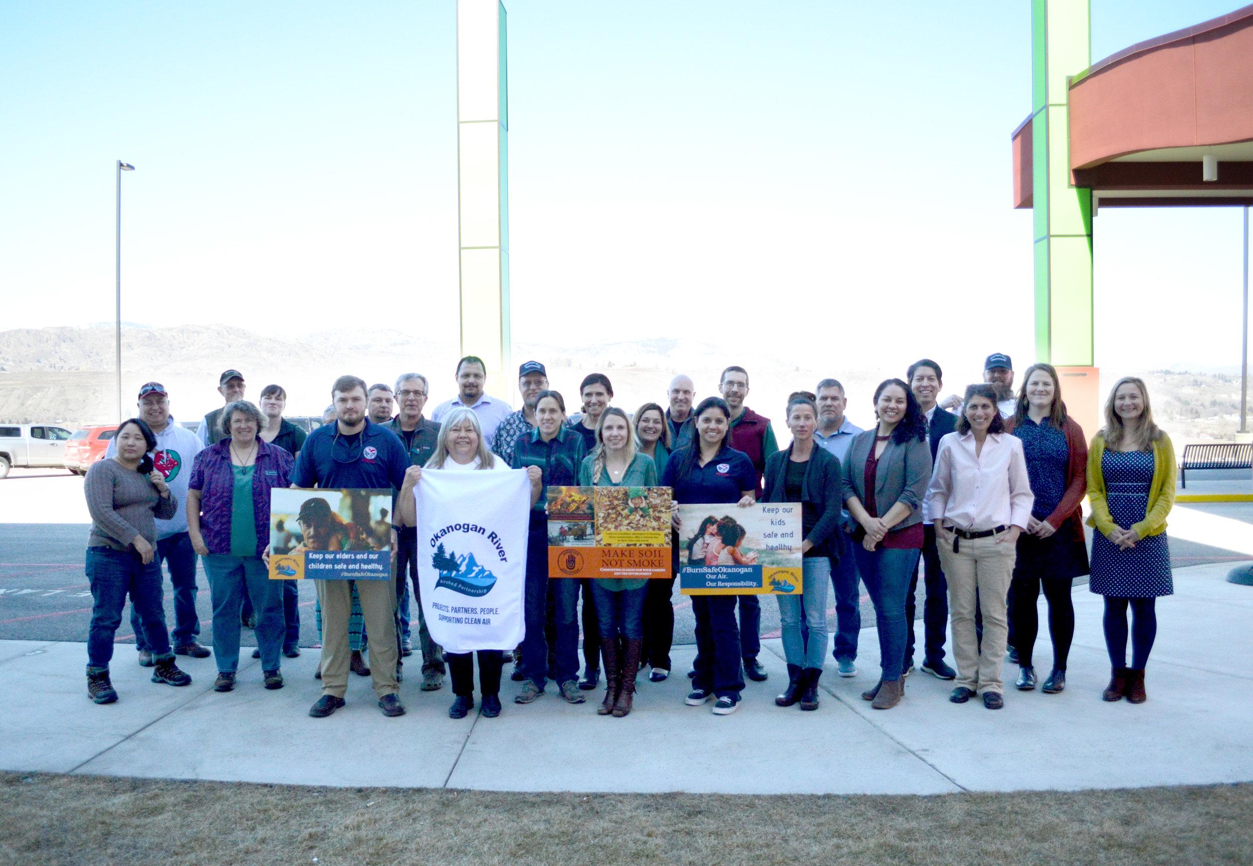 Okanogan Airshed Partnership