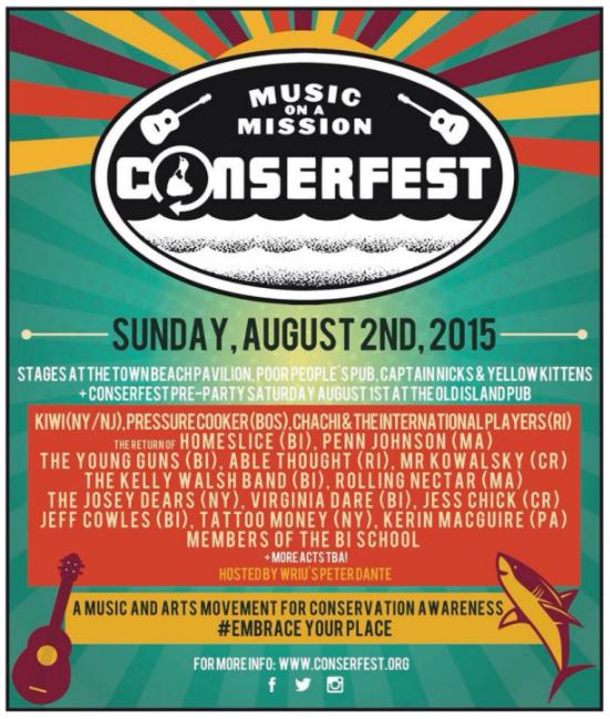 ConserFest 2015