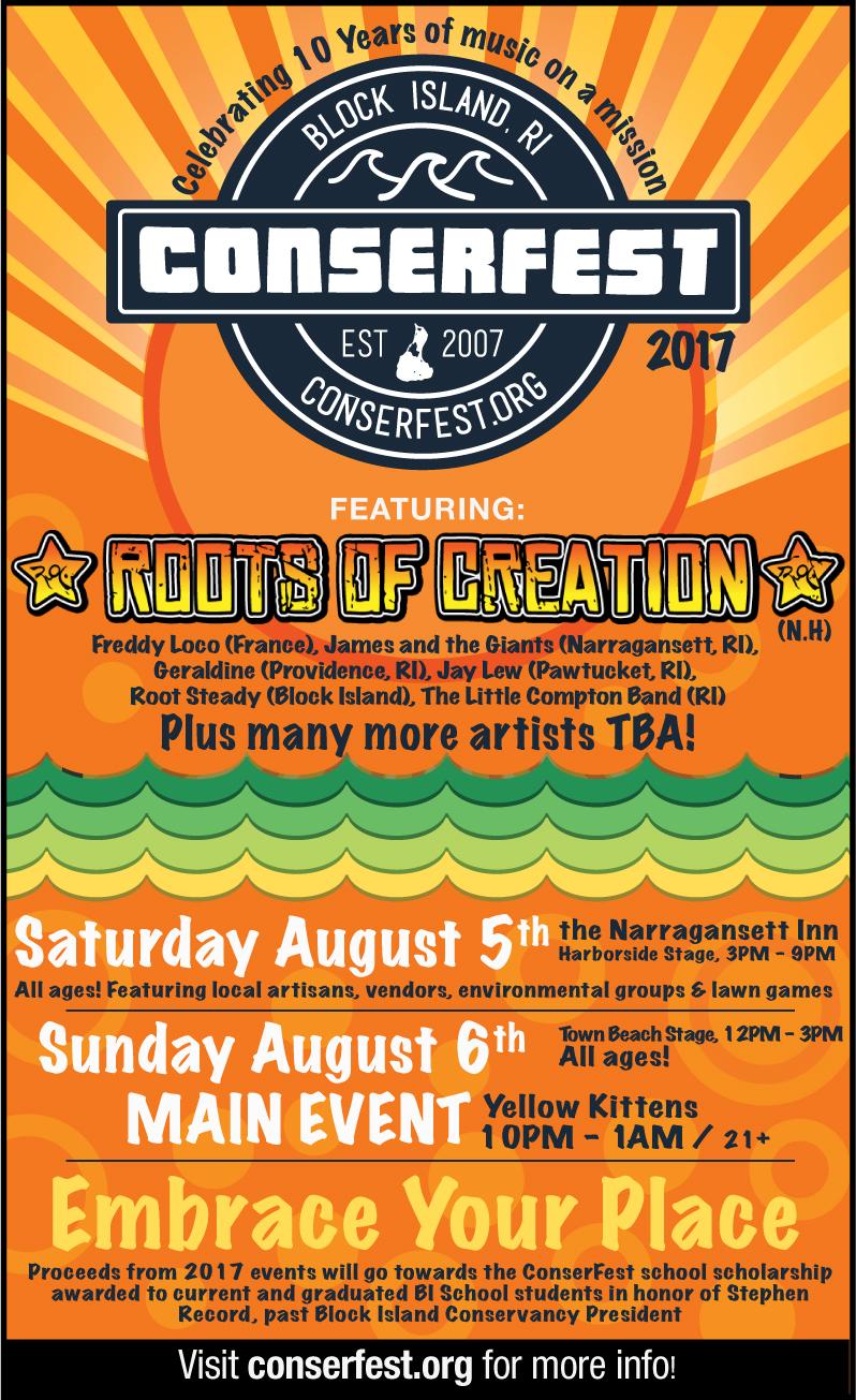 ConserFest 2017