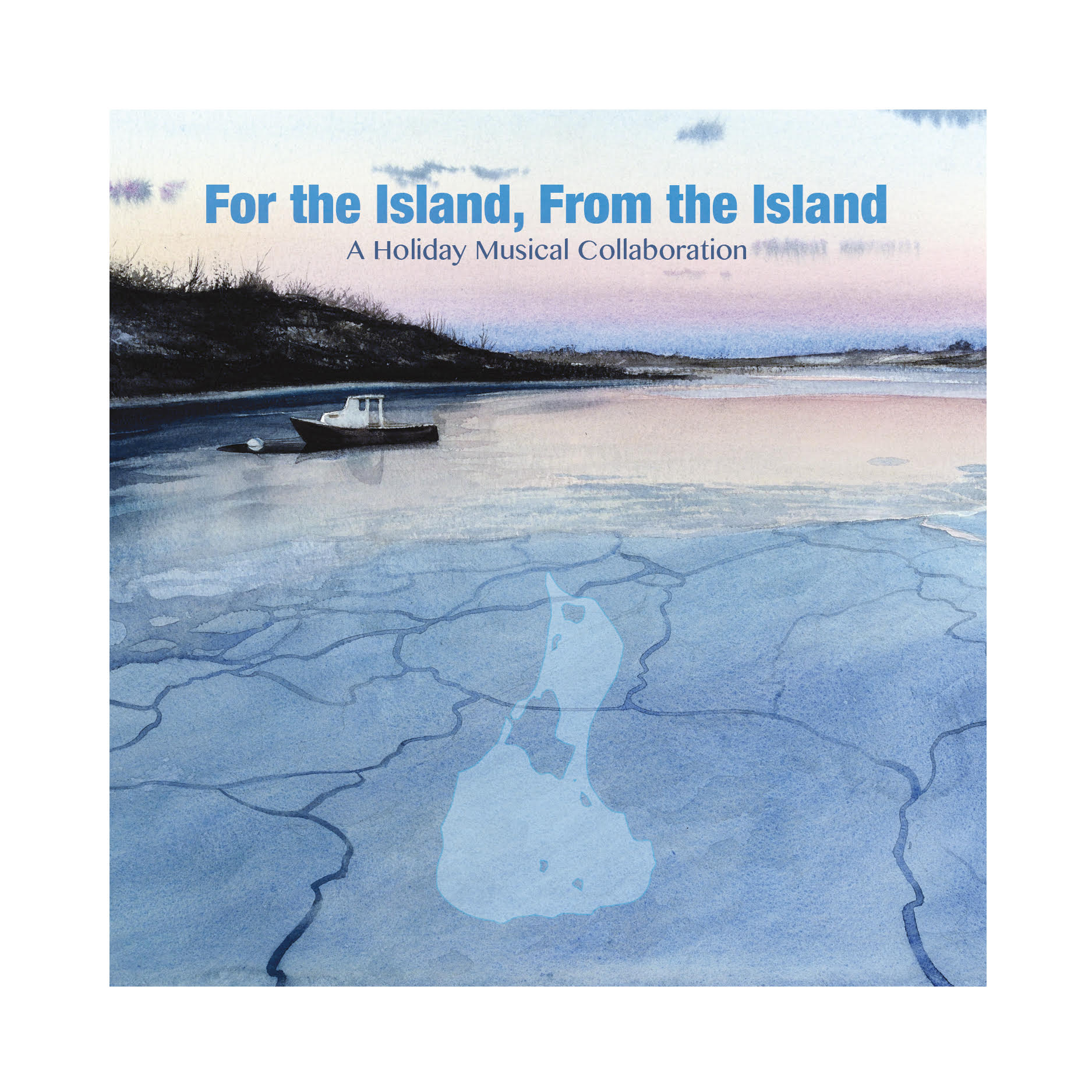 MUSIC FOR CHANGE - For the Island, From the Island: A Holiday Musical Collaboration by Various Artists