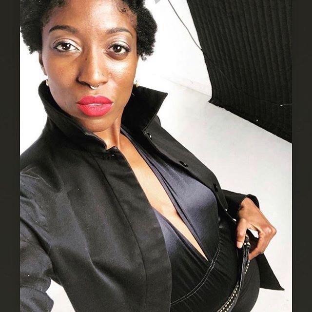 @branjaemusic slays ☠️ . #musicians #musician #singer #vocalist #frontwoman #crushingit #summer #tulsa #tulsamusic #oklahoma #oklahomusic #picoftheday #selfie