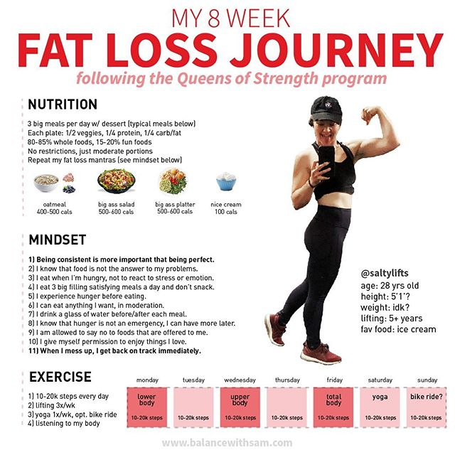 I'M STARTING A FAT LOSS PHASE! 🤪👏🏼 And I'm going to walk you thru the good, the bad and the ugly over the course of my next 8 weeks. ⁣⠀ After releasing our 8 week transformation program (#QueensofStrength), @sarahdufflifestyleandfitness & I decided we are going to do the program & chose fat loss as our goal! ⁣⠀ What I'll be sharing: 👀 how I'm *actually* doing, struggles and all 👀 before/after measurements & pics 👀 my meals and how fun they still are 👀 my fat loss hacks / swaps 👀 ways to manage hunger 👀 ways to drink alcohol / be a social person 👀 ways to accelerate fat loss 👀 my top habits for successfully MAINTAINING fat loss ⁣⠀ I'm kinda excited, kinda nervous, kinda feeling crazZzZzzzzy but all I know is, IM DOING IT. and I have you ALL to keep me and @sarahdufflifestyleandfitness accountable .. sooo LETS GET THIS BREAD 🤪🤪🤪 ⁣⠀    What is Queens of Strength?? it's an 8 week transformation and confidence building manual 💃🏼 it includes: ▪️2 workout guides (at home & in gym) ▪️1 workout finisher guide (booty & toning) ▪️1 nutrition manual ▪️1 mindset guide ▪️1 lifestyle guide ▪️an 8 week series of videos delivered to your inbox ▪️a downloadable calendar to keep you accountable ▪️access to our Facebook Group & both of us Queens 🥳 ⁣⠀    How do you join all the other women on this journey to confidence and strength?? Click the link in my bio or go to www.queensofstrength.com !!