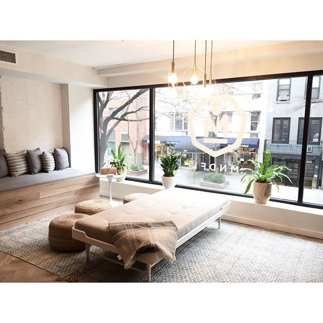 So many amazing press appointments and magical meetings today in NYC -  this little dreamy spot was just perfect!