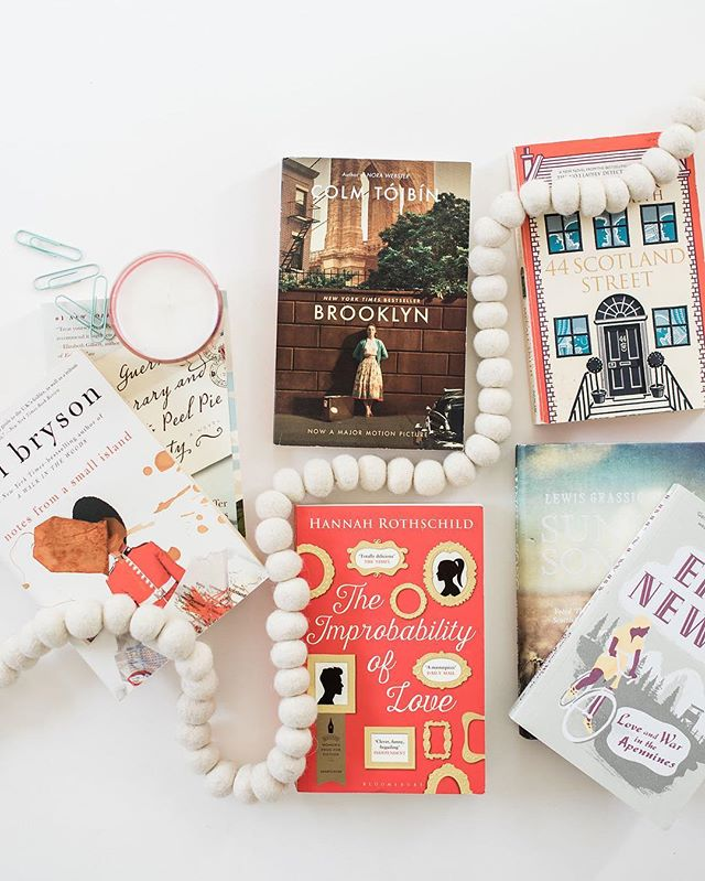 See anything you like?! We're getting in some afternoon reading over here 📚