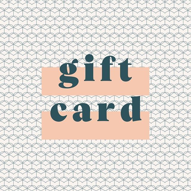 Did you know that we have gift cards? They make great gifts for someone who is interested in reading more but doesn't know where to start! You can get one on our website under shop 📚