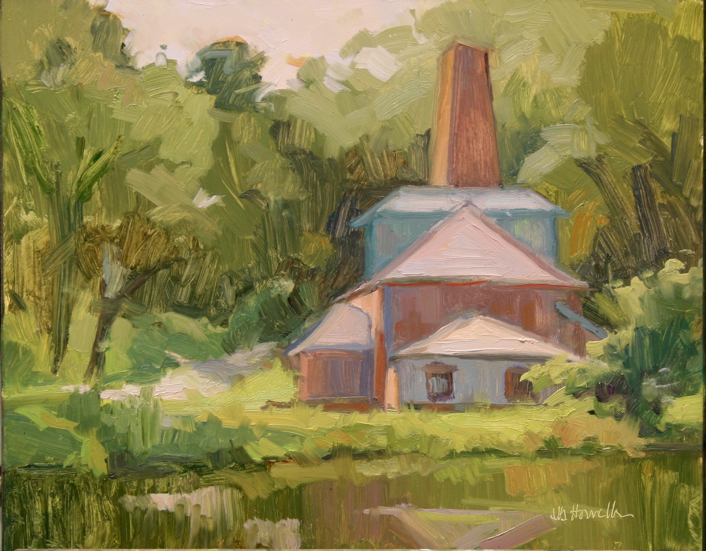 Judy Howells, Tisbury Waterworks