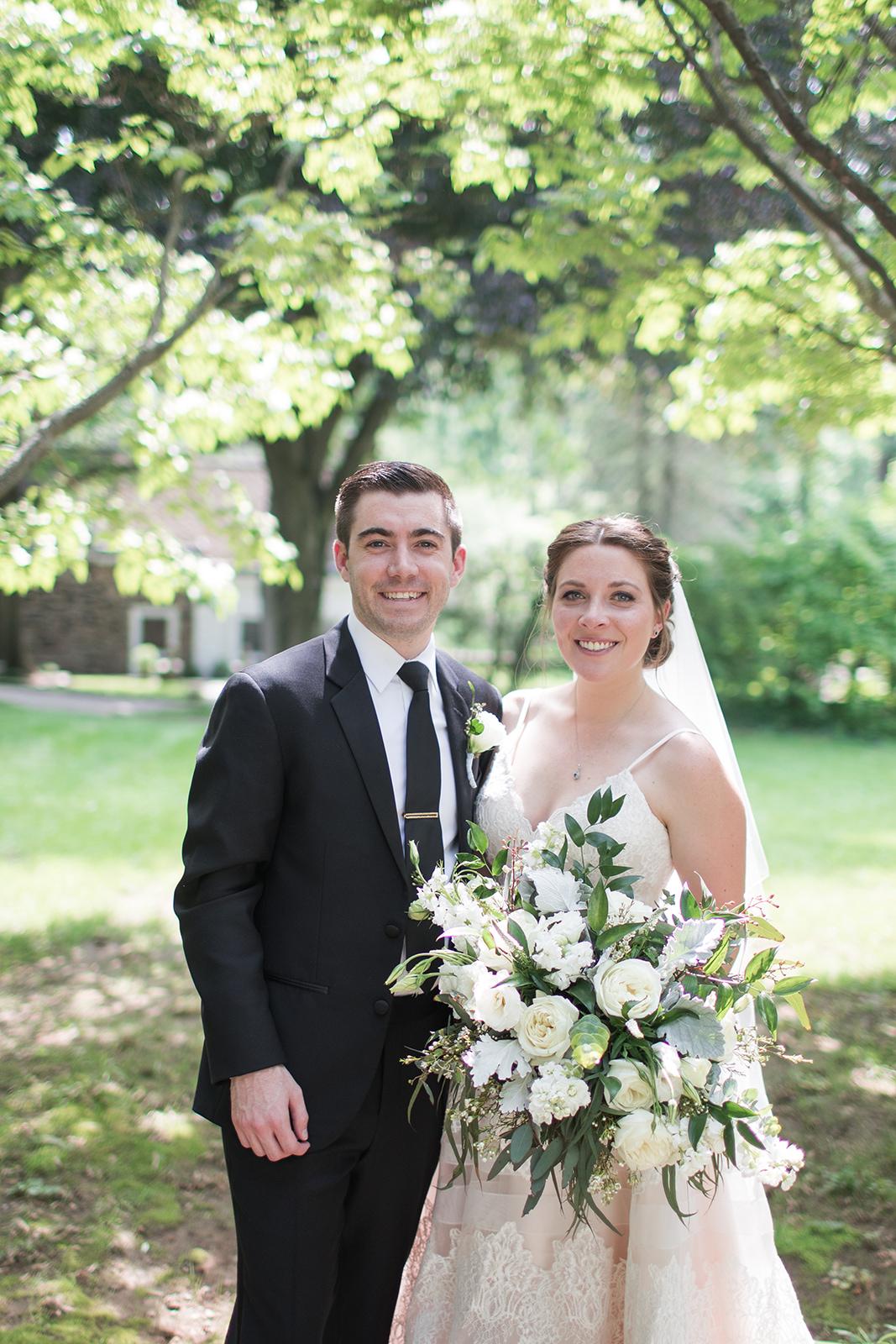 Christa & Jay | Appleford Estate Wedding