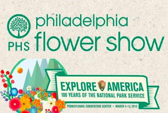 1st Place Winner at the 2016 PHS Philadelphia Flower Show