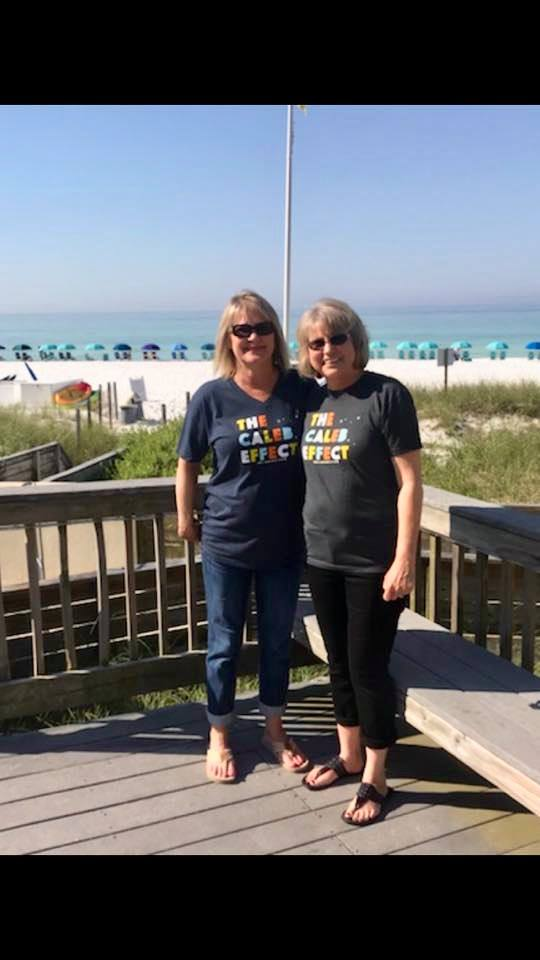 Representing in Destin, FL!! — with  Debbie Freeman Stephens  and  Kathern Freeman .
