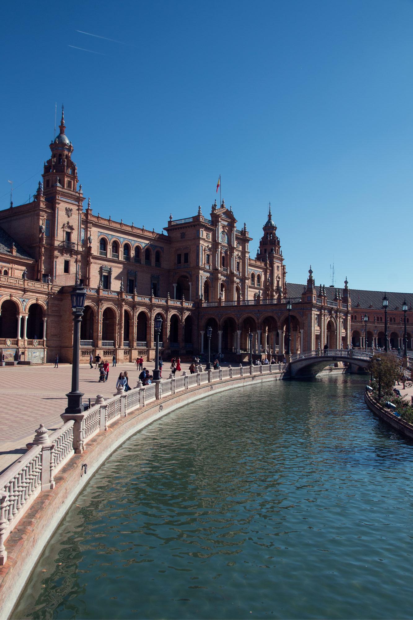 Plaça Espana.