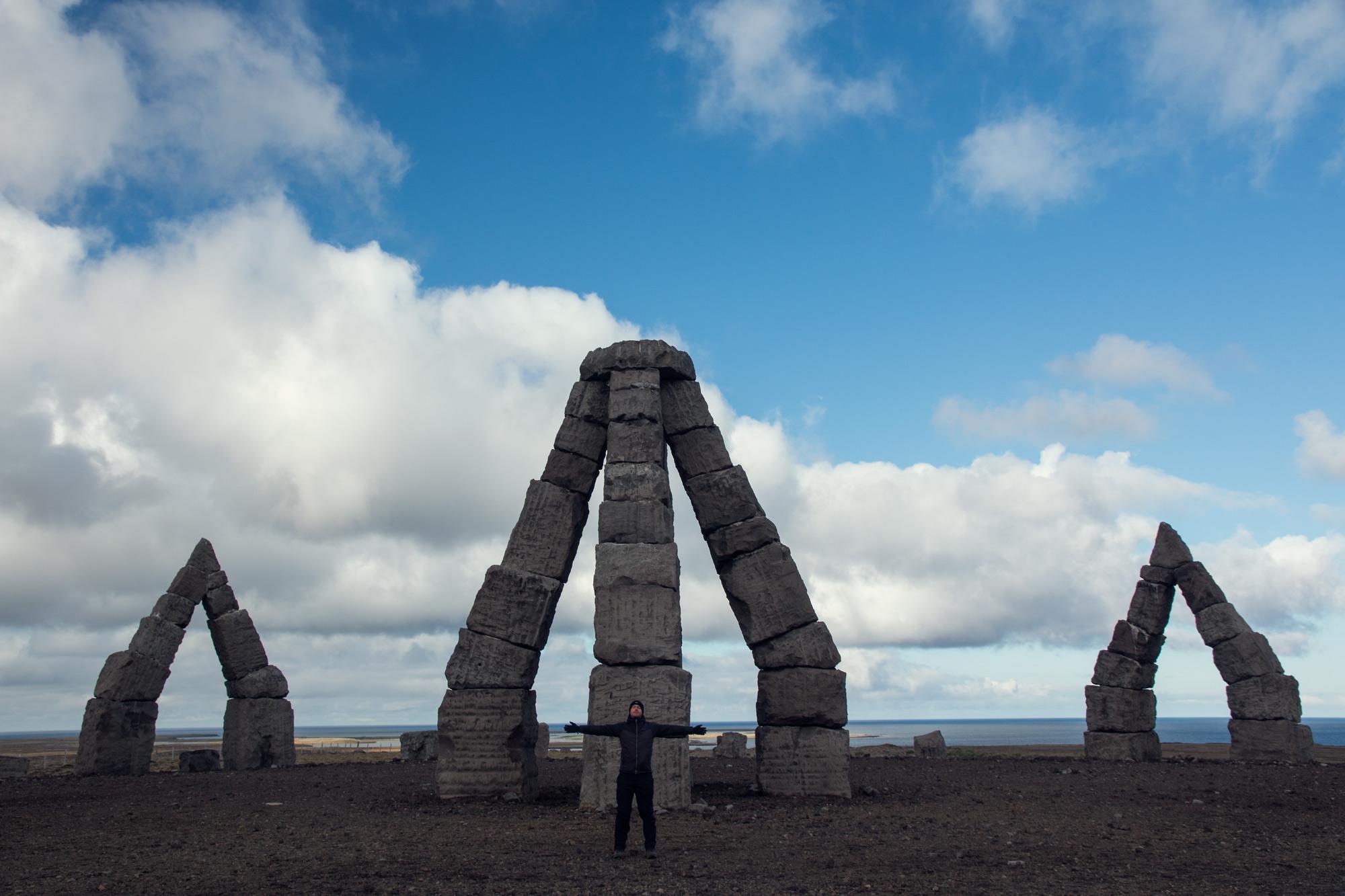 Arctic Henge, Raufarhöfn