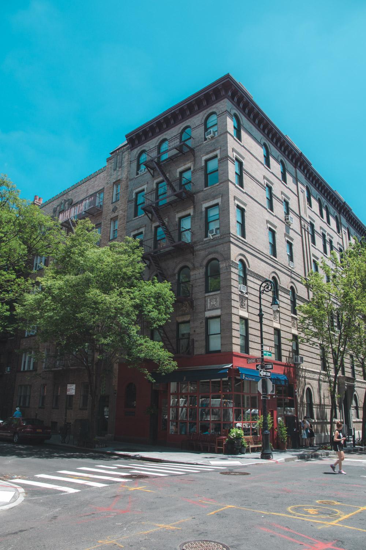 Greenwich Village.