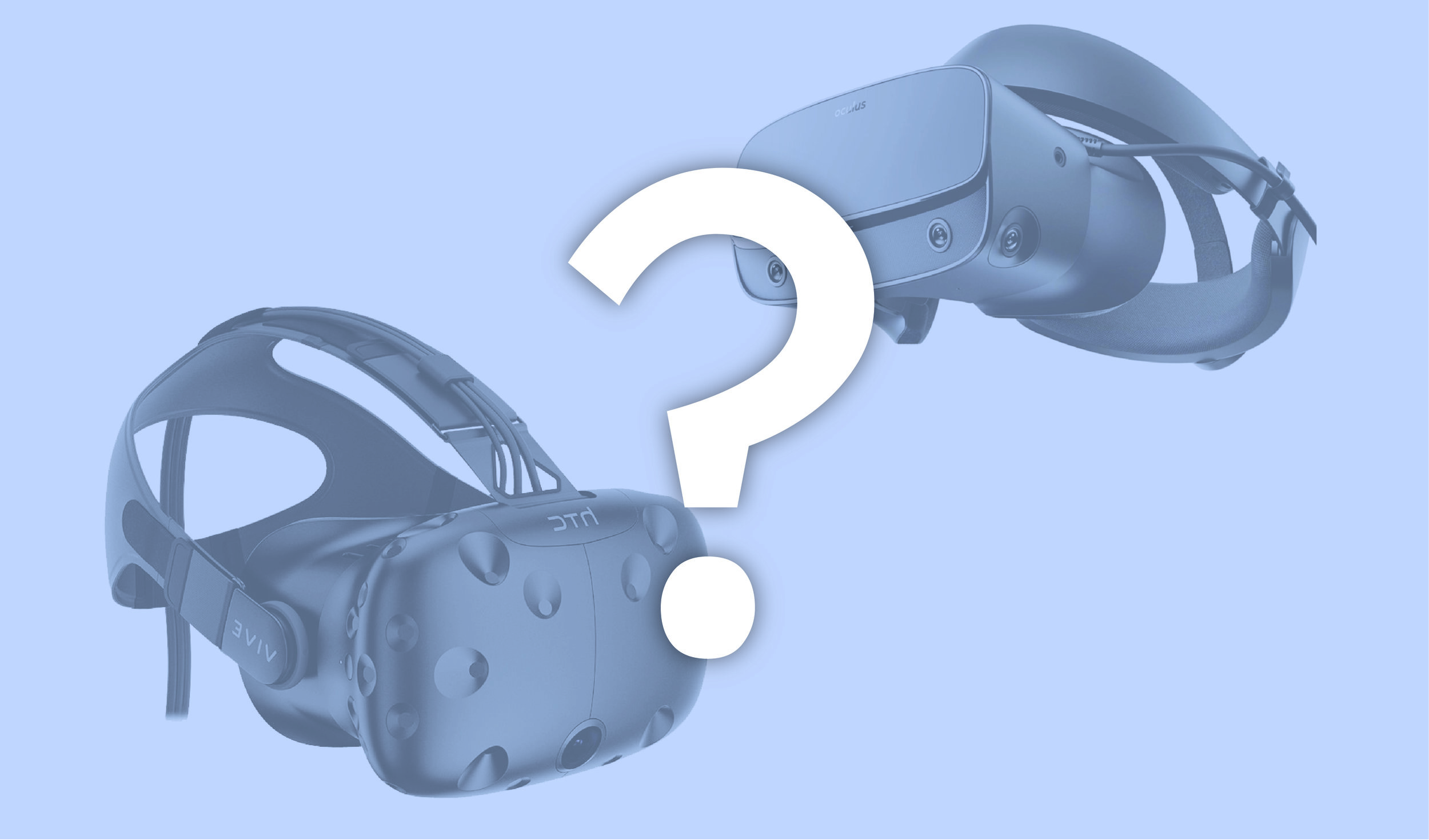 What Hardware do I Need? - We will make sure you get exactly what computers, mobile devices, HMDs (head-mounted displays), cables, and any other hardware you'll need to be successful with your VR project.