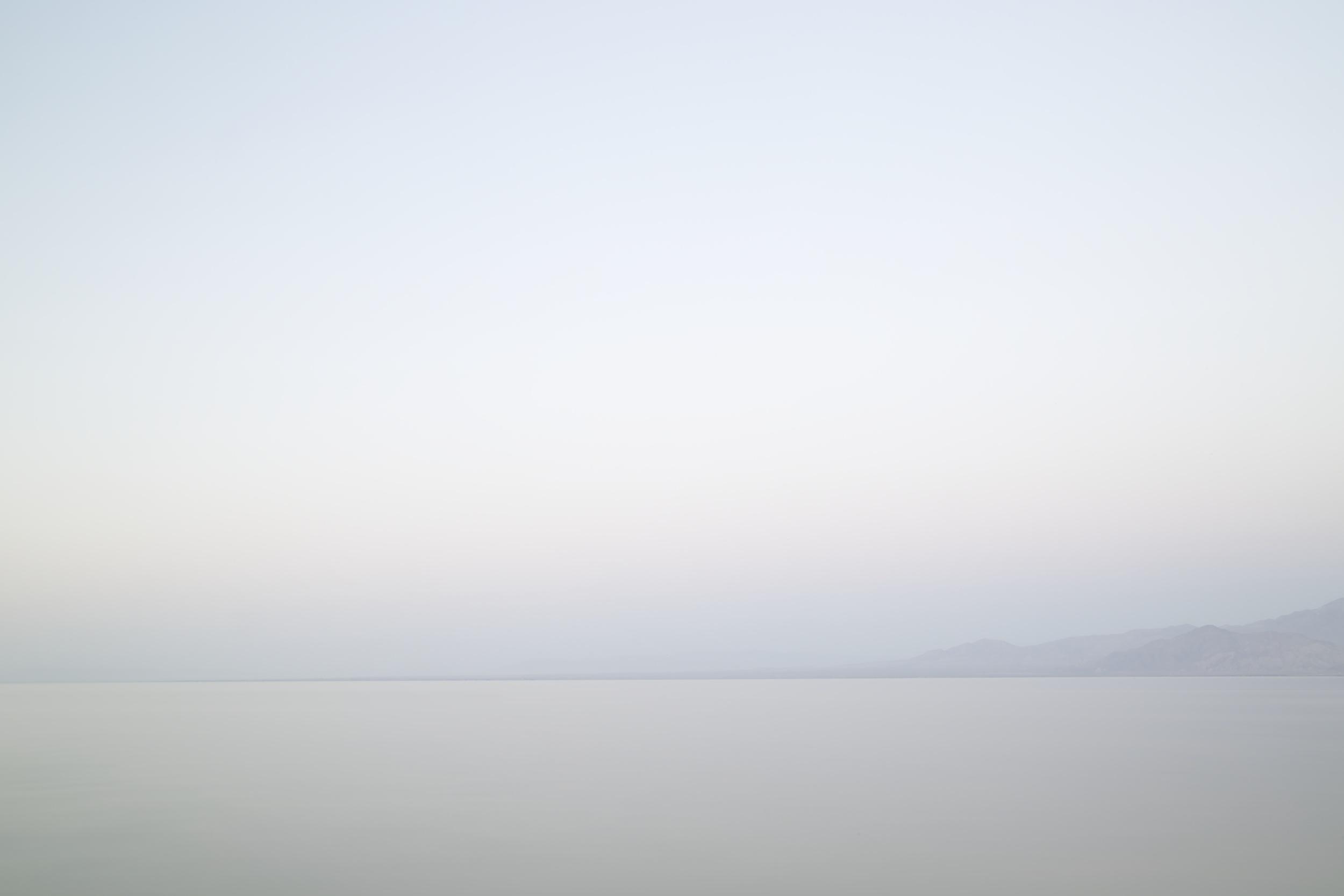 View No. 1, Salton Sea, California,  2014