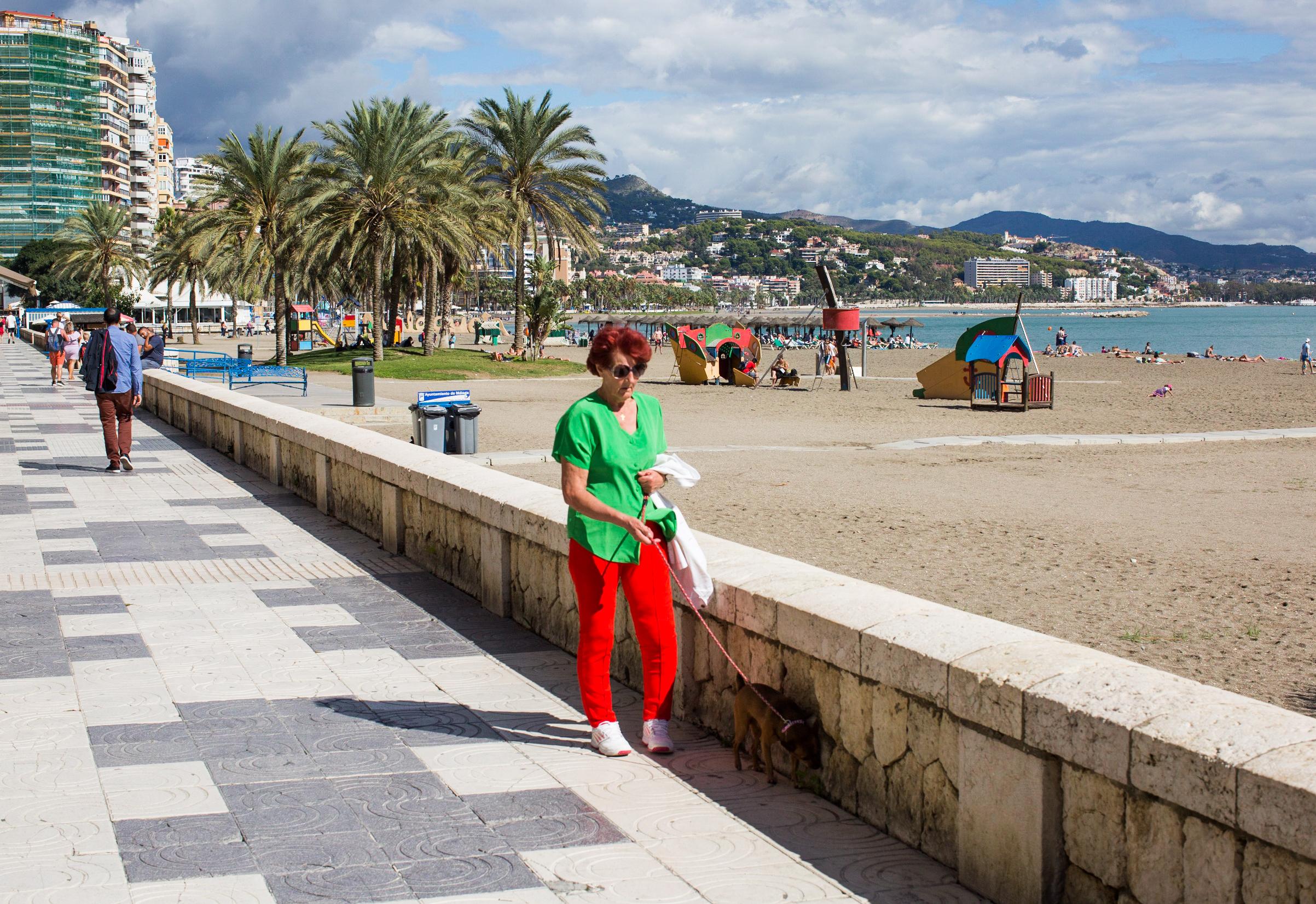 spanish woman with dog.jpg
