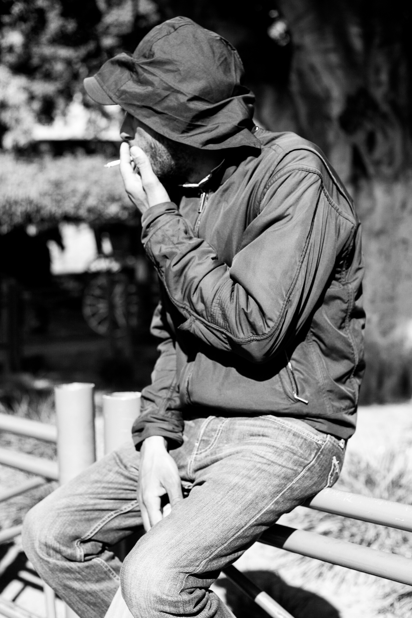 man smoking black and white.jpg