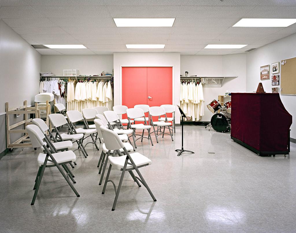 Toronto Chinese Methodist Church, Choir Room 2014
