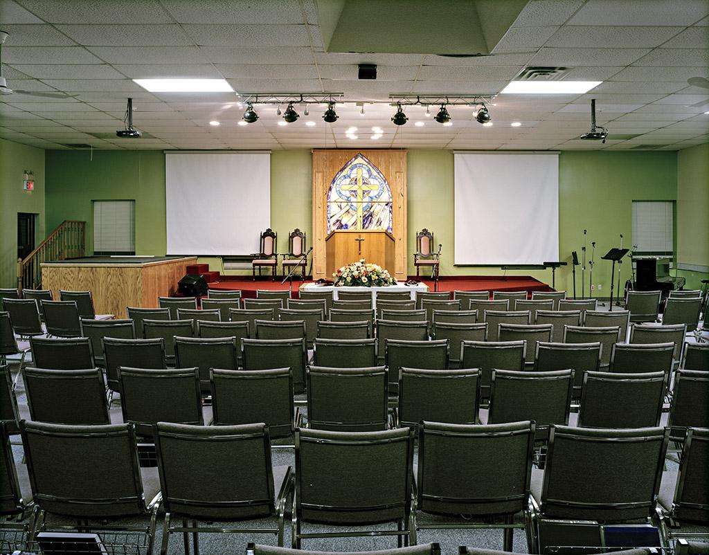 Mississauga Chinese Christian Church, Sanctuary 2015