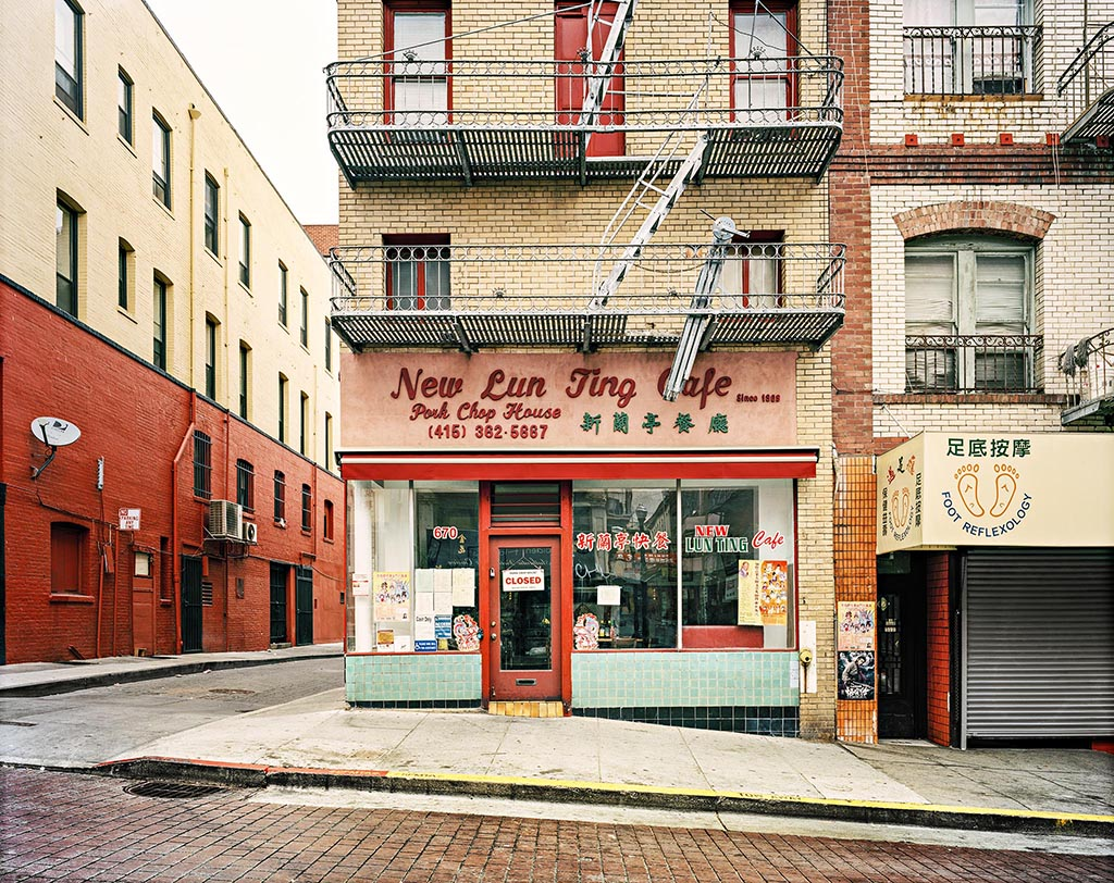 New Lun Ting Cafe, San Francisco 2017