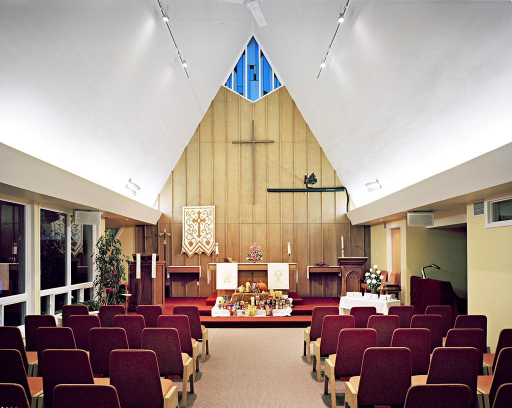 Toronto Chinese Lutheran Church Front, Scarborough 2014
