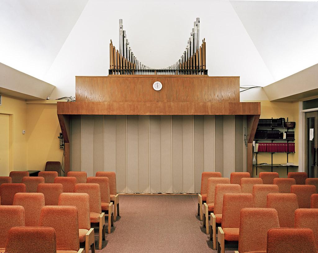 Toronto Chinese Lutheran Church Back, Scarborough 2014