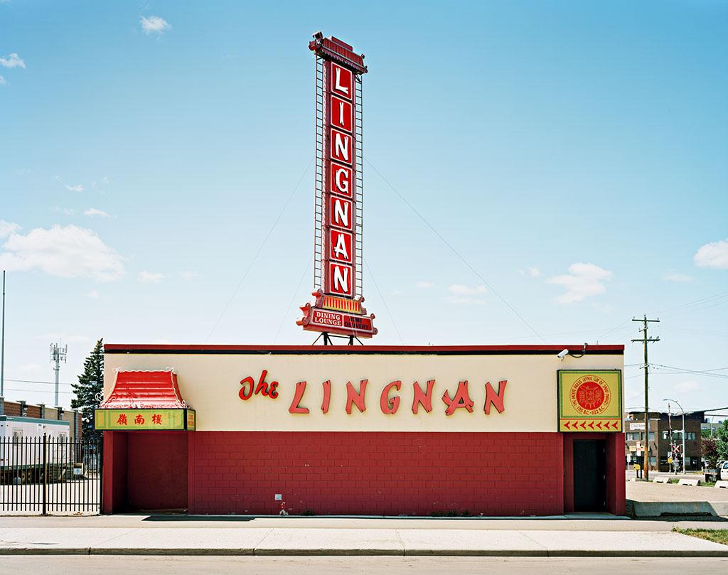 The Lingnan, Edmonton. 2015