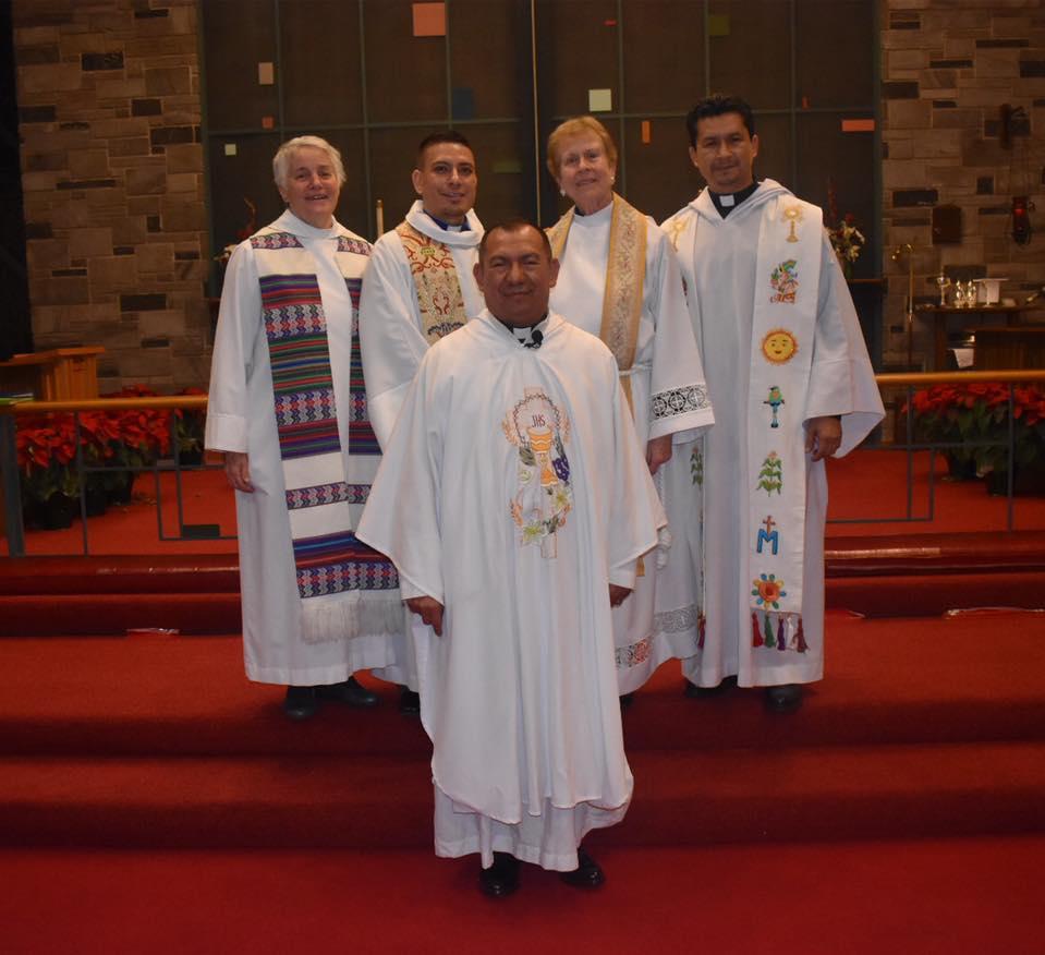 Celebration of Fr. Vidal Rivas' 25 years of Priesthood, December 21, 2016