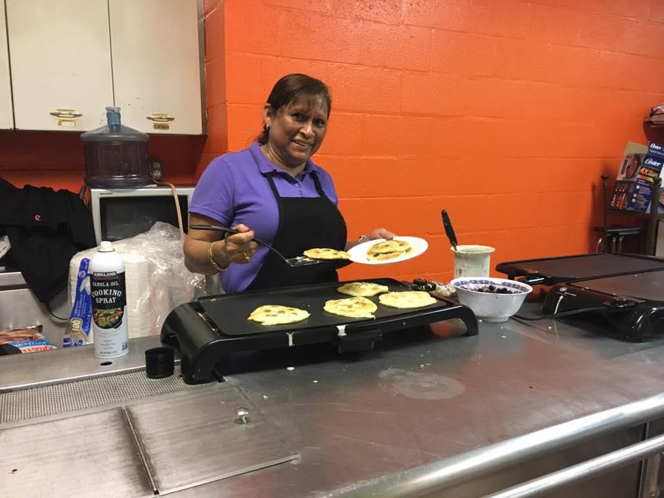 Shrove Tuesday Pancake Supper 2017
