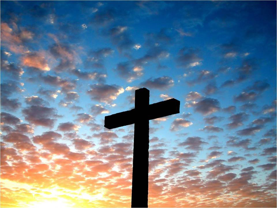 St. Matthew's/San Mateo Episcopal Church wishes you a blessed observance of Holy Week and Easter 2019