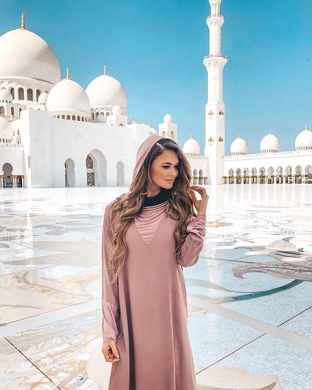 ~ |Werbung| Magical place 💕 ~  #abudhabi #grandmosque