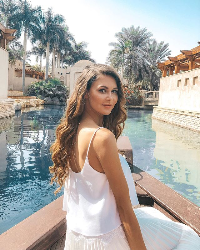 ~ |Werbung| Dubai 💕💕 Hair by @greatlengths ~  #ad #werbung #dubai